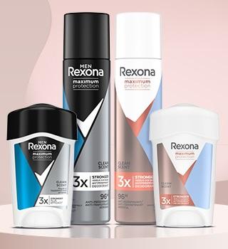 Deodorante Rexona