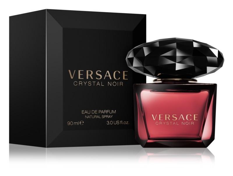 9. Versace Crystal Noir