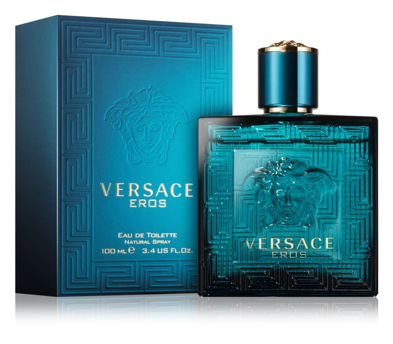 4. Versace Eros