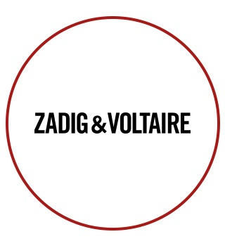 10 % na Zadig & Voltaire s kódom ndays10sk