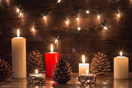 Čar dišečih sveč