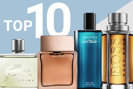 10 migliori profumi da uomo