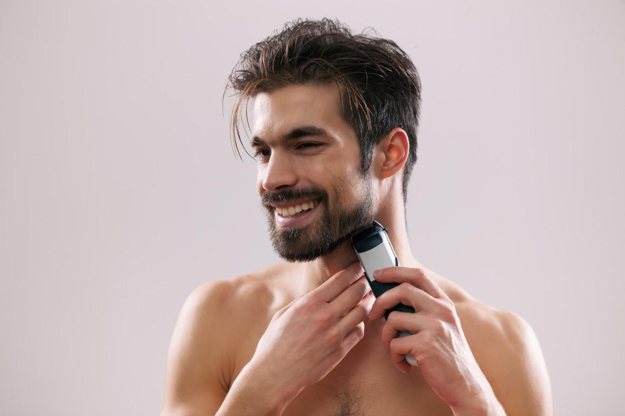 golenie zarostu strzyżenie zarostu