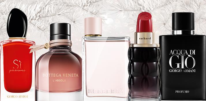 зимові парфуми для неї та для нього