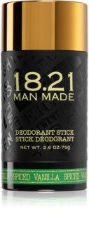 18.21 Man Made Spiced Vanilla čvrsti dezodorans bez aluminijskih soli
