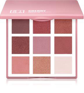 3INA The Eyeshadow Palette Cherry paleta cieni do powiek