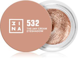 3INA The Cream Eyeshadow spray floral refrescante