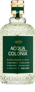 4711 Acqua Colonia Blood Orange & Basil одеколон унисекс