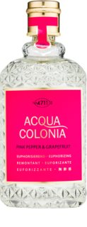 4711 Acqua Colonia Pink Pepper & Grapefruit kolínska voda unisex