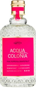 4711 Acqua Colonia Pink Pepper & Grapefruit eau de cologne mixte