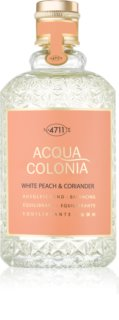4711 Acqua Colonia White Peach & Coriander agua de colonia unisex