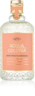 4711 Acqua Colonia White Peach & Coriander eau de cologne mixte