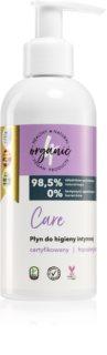 4Organic Care gel na intimní hygienu s pumpičkou