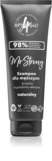 4Organic Mr. Strong Shampoo gegen Haarausfall