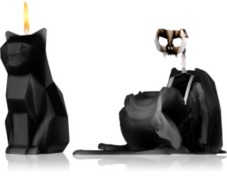 54 Celsius PyroPet KISA (Cat) bougie décorative Black