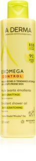 A-Derma Exomega omekšavajući gel za tuširanje za suhu i atopičnu kožu