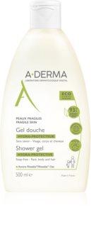 A-Derma Hydra-Protective ekstra nježni gel za tuširanje za cijelu obitelj