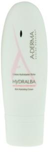 A-Derma Hydralba crema idratante per pelli secche