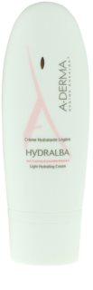A-Derma Hydralba Moisturising Cream for Normal and Combination Skin