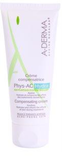 A-Derma Phys-AC Hydra Återfuktande rengörande kräm för irriterad eller uttorkad hud på grund av aknebehandling