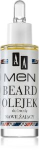 AA Cosmetics Men Beard Beard Oil