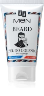 AA Cosmetics Men Beard gel de barbear