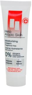 AA Cosmetics Help Atopic Skin Fuktgivande kräm Doftfri
