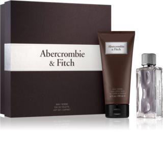 Abercrombie & Fitch First Instinct Presentförpackning III. för män