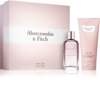 Abercrombie & Fitch First Instinct Gift Set  IV. voor Vrouwen