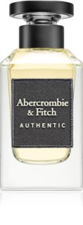 Abercrombie & Fitch Authentic Eau de Toilette voor Mannen