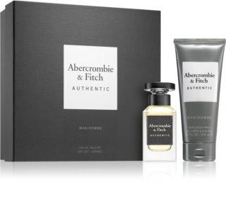 Abercrombie & Fitch Authentic подаръчен комплект III. за мъже