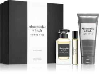 Abercrombie & Fitch Authentic Gavesæt  til mænd IV.