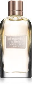 Abercrombie & Fitch First Instinct Sheer Eau de Parfum für Damen