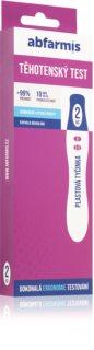 Abfarmis Těhotenský test testovací tyčinky testovací tyčinka