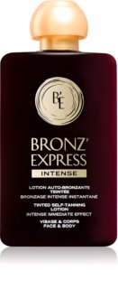 Académie Scientifique de Beauté Bronz' Express lotion auto-bronzante visage et corps