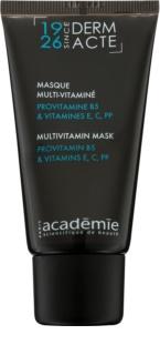 Academie Derm Acte Severe Dehydratation multivitaminová pleťová maska