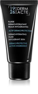 Academie Derm Acte Intolerant Skin fluido hidratante renovador de barreira cutâneo