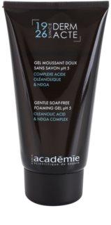 Academie Derm Acte Brillance&Imperfection sanftes Reinigungsgel zur Porenverfeinerung und für ein mattes Aussehen der Haut