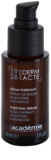 Academie Derm Acte Brillance&Imperfection serum calmante anti-rojeces