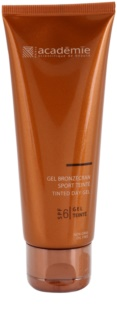 Academie Bronzécran gel facial con color SPF 6
