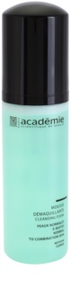 Academie Normal to Combination Skin mousse de limpeza com efeito hidratante