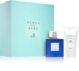 Acqua dell' Elba Blu Men Gift Set for Men