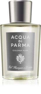 Acqua di Parma Colonia Pura sprchový gel na tělo a vlasy pro muže