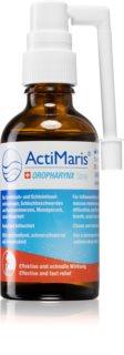 ActiMaris OROPHARYNX sprej na záněty, infekce a rány sliznice úst, hltanu a hrtanu