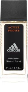 Adidas Active Bodies αποσμητικό και σπρέι σώματος για άντρες