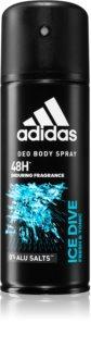 Adidas Ice Dive Spray deodorant