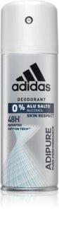 Adidas Adipure дезодорант-спрей