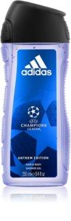 Adidas UEFA Champions League Anthem Edition τζελ για ντους για σώμα και μαλλιά