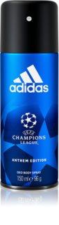 Adidas UEFA Champions League Anthem Edition deospray pro muže