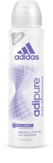 Adidas Adipure αποσμητικό σε σπρέι για γυναίκες